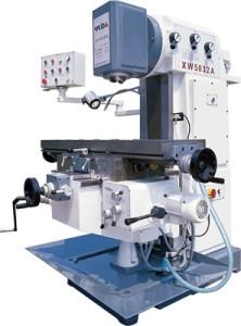 Вертикально-фрезерный станок Weida XW5032A