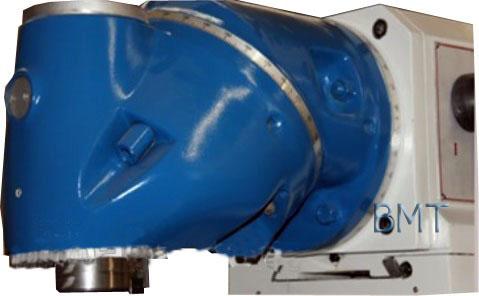 Широкоуниверсальный фрезерный станок X6436 фирмы WEIDA
