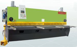 Гидравлические гильотинные ножницы прямого действия QC11Y-16Х2500 NC контроллером Е21