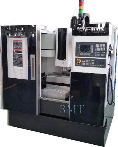 Вертикально-фрезерный обрабатывающий центр VMС400B (XH7125) фирмы SHANDONG WEIDA HEAVY INDUSTRIES